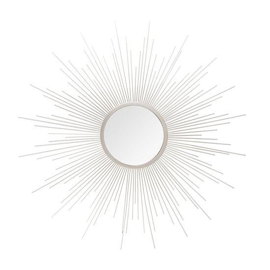 Safavieh Madilyn Champagne Wall Mirror