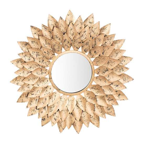 Safavieh Lana Gold Wall Mirror