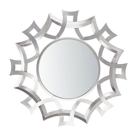 Safavieh Audra Silver Wall Mirror