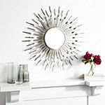 Safavieh Naya Gunmetal Wall Mirror