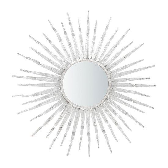Safavieh Naya Silver Wall Mirror