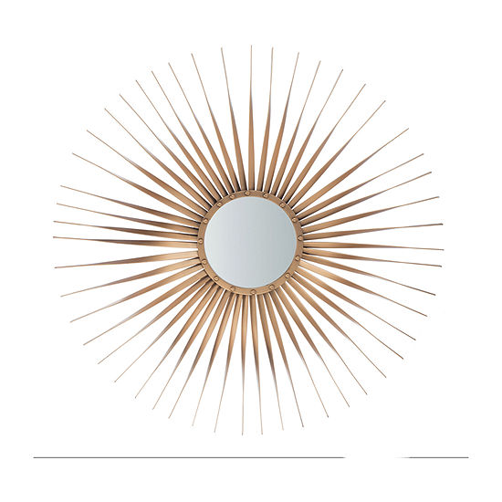 Safavieh Lachlyn Gold Wall Mirror