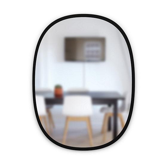Umbra Hub Oval 18x24 Wall Mirror