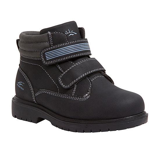 Deer Stags Little Kid/Big Kid Boys Marker Hiking Boots Block Heel