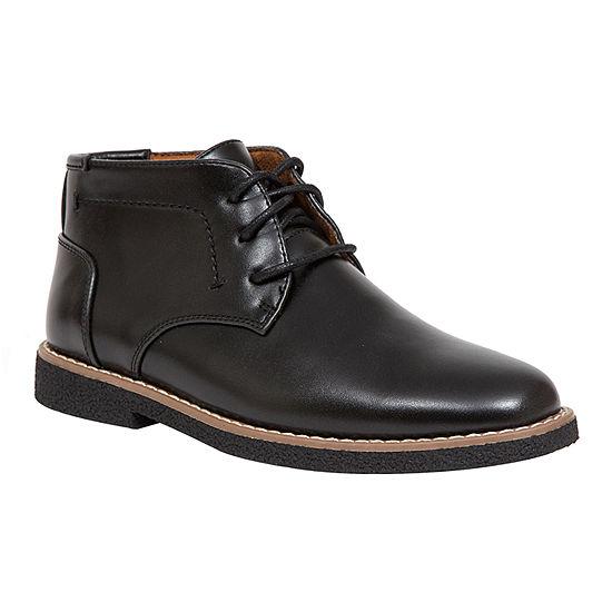 Deer Stags Little Kid/Big Kid Unisex Ranch Block Heel Cowboy Boots