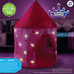 Discovery Kids Princess Castle Glow-in-the-Dark Play Tent