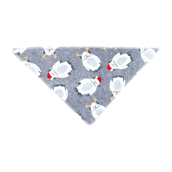 Holiday #FAMJAMS Yeti Family  Pet Bandana -Pet