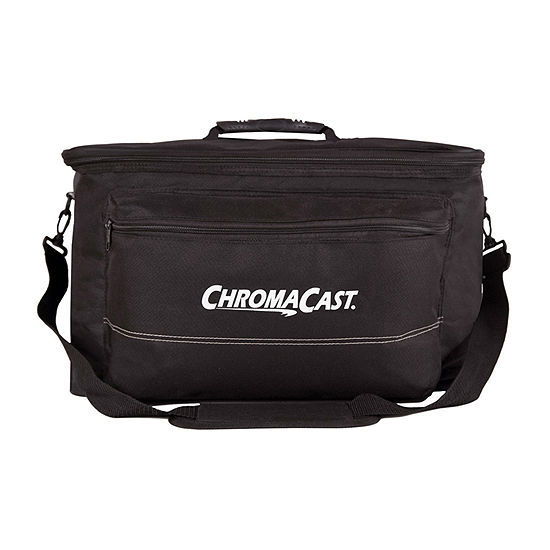 ChromaCast Large Size Musician's Gear Bag and Double Bass Drum Pedal Carry Bag