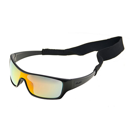 Panama Jack® Shield Rainbow Sunglasses with Black Cord