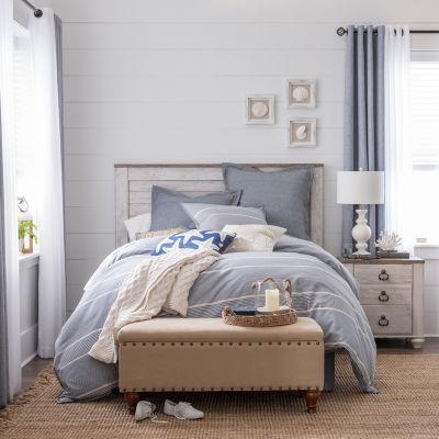 JCPenney Home Regatta 4-pc. Stripes Comforter Set