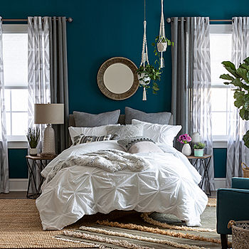 3-Piece JCPenney Home Lydia Comforter Set