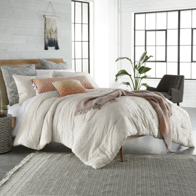 JCPenney Home Riley 3-pc. Comforter Set