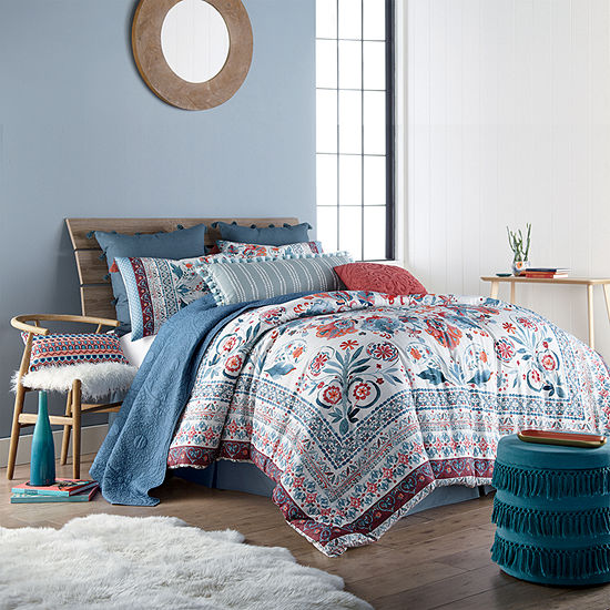 JCPenney Home Caravan 4-pc. Comforter Set