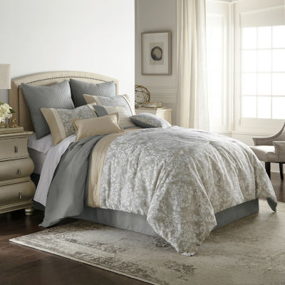 Luella 7-pc. Jacquard Comforter Set