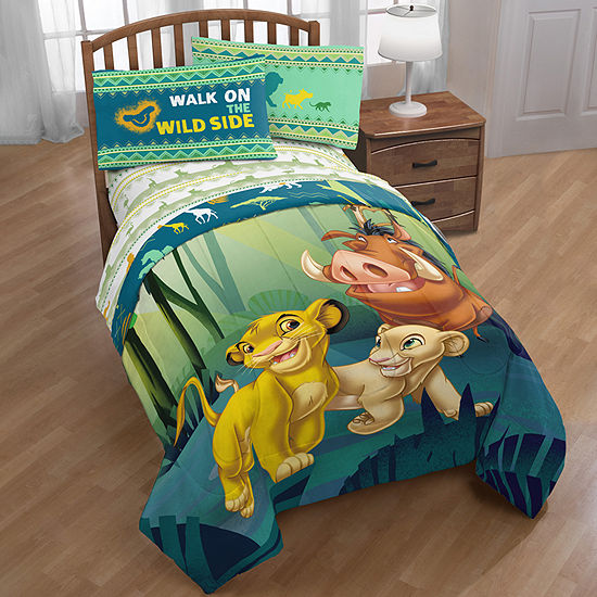 Disney The Lion King Midweight Reversible Comforter