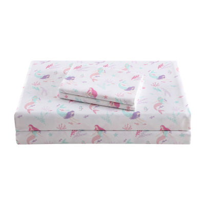 Frank And Lulu Mermazing Microfiber Sheet Set