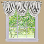 Sutton Rod-Pocket Waterfall Valance