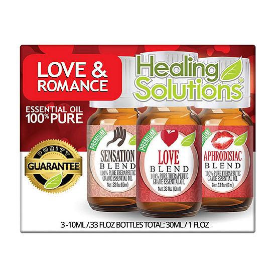 Healing Solutions Love & Rom 3 - Sensation; Love; Aphrodis Essential Oil
