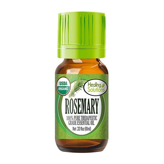 Healing Solutions Organic Rosemary Essential Oil