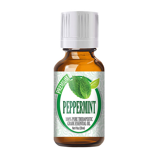 Healing Solutions Peppermint 1oz Essential Oil