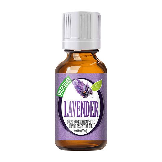 Healing Solutions Lavender 1oz Essential Oil