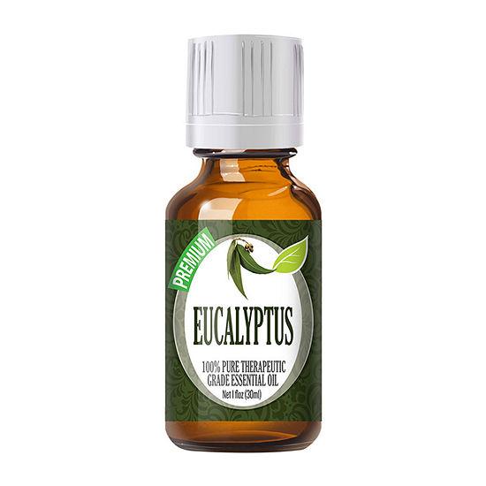 Healing Solutions Eucalyptus 1oz Essential Oil