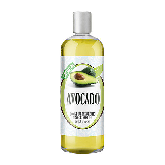 Healing Solutions Avocado Carrier 16oz Essential Oil