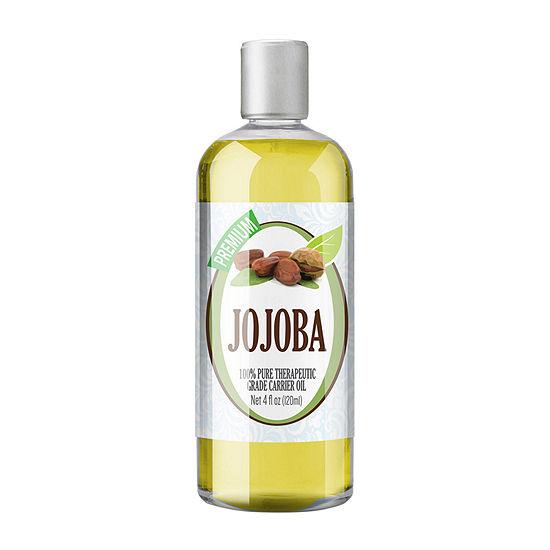 Healing Solutions Jojoba Carrier 4oz Essential Oil