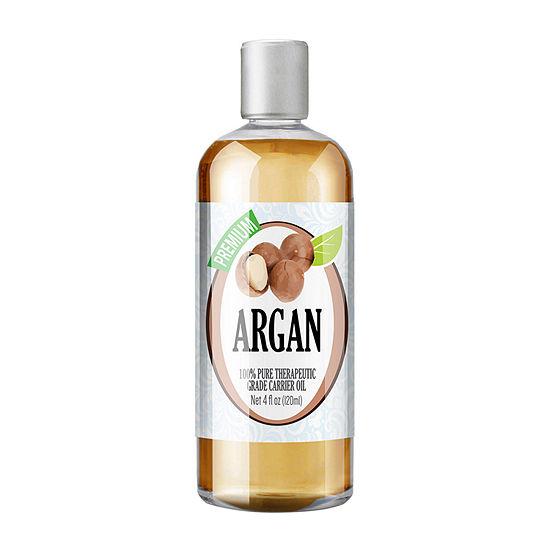 Healing Solutions Argan Carrier 4oz Essential Oil