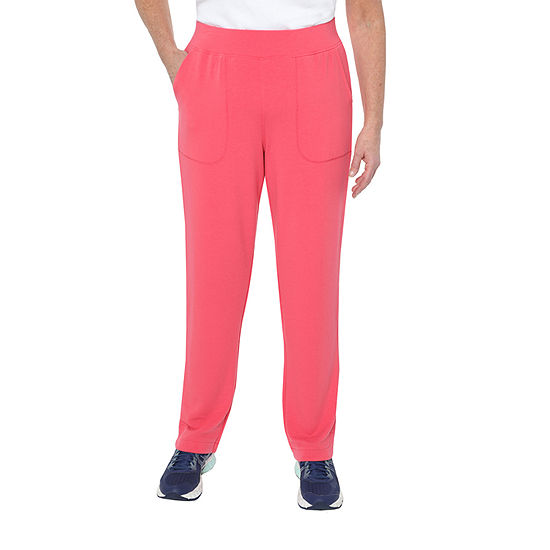 St. John's Bay Active Womens Straight Pull-On Pants