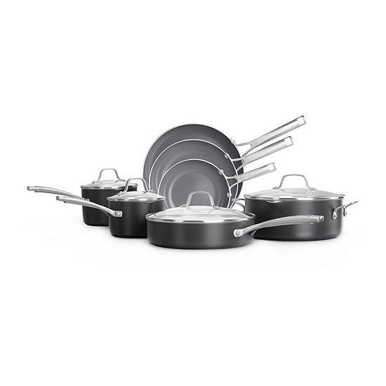 Calphalon Classic 11-pc. Ceramic Cookware Set