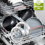 GreenPan Essential 10-Pc. Cookware Set 10-pc. Aluminum Dishwasher Safe Non-Stick Cookware Set