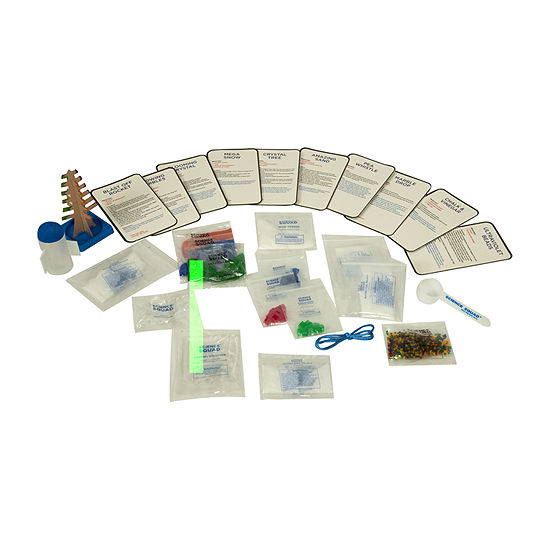 10 In 1 Experiment Kit