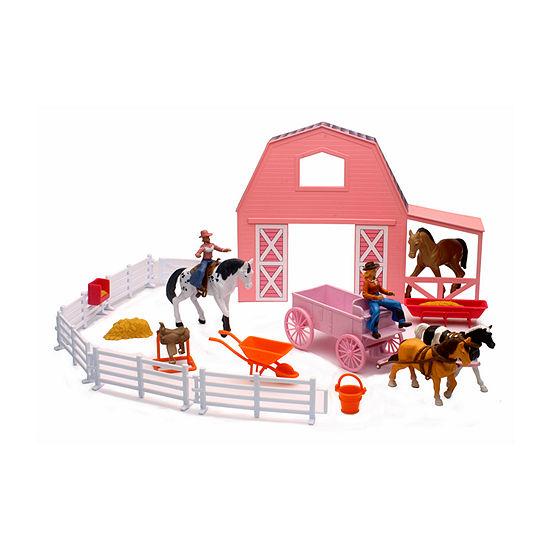 New Ray Valley Ranch Barn Set