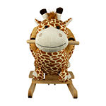 Ponyland Toddler Giraffe Rocking Chair