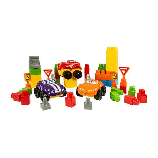 Kidz@Work 65 Piece Auto Shellz Block Set