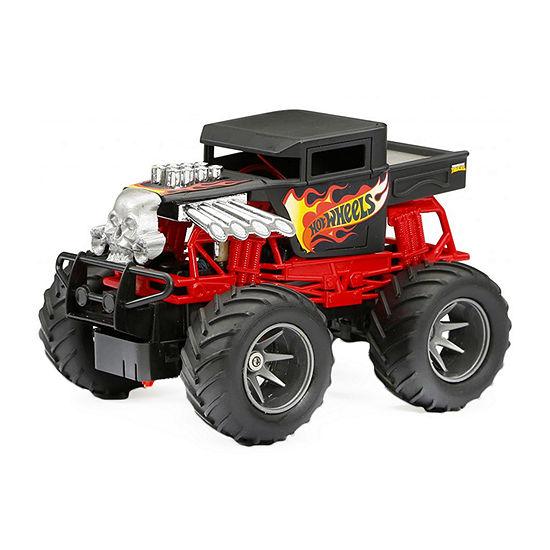 Hot Wheels New Bright  Monster Bone Shaker Truck