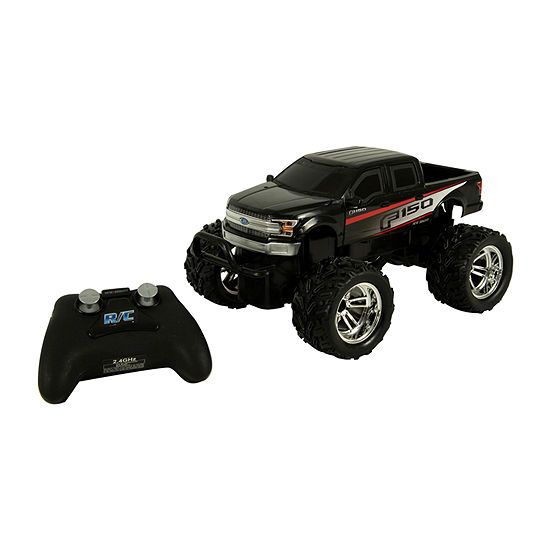 New Bright Charger Series Black Ford Raptor