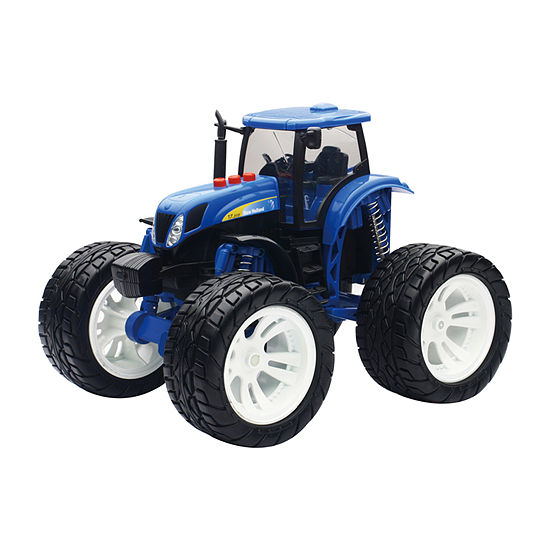 New Ray New Holland T7 Monster Tractor