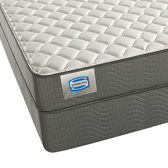 Simmons Archmore Firm - Mattress + Box Spring