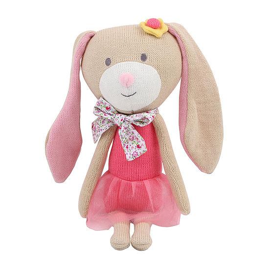 The Peanut Shell Plush Bunny