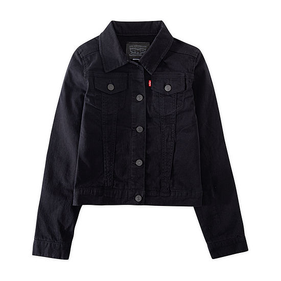 Levi's Big Girls Denim Jacket