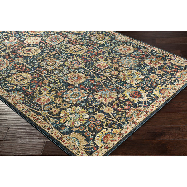 Shou Damask Area Rug