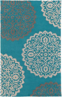 Norah Medallion Area Rug
