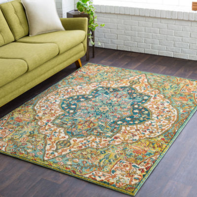 Sunitha Medallion Area Rug