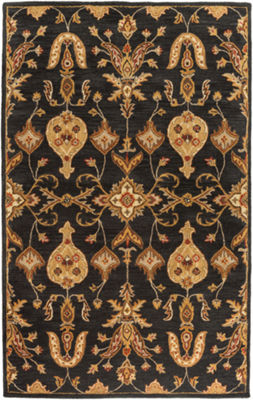 Simon Damask Area Rug