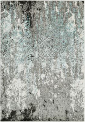 Ordas Gray Tonal Area Rug