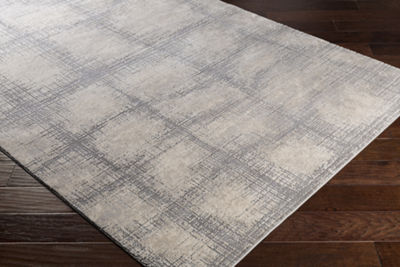 Trice Gray Area Rug