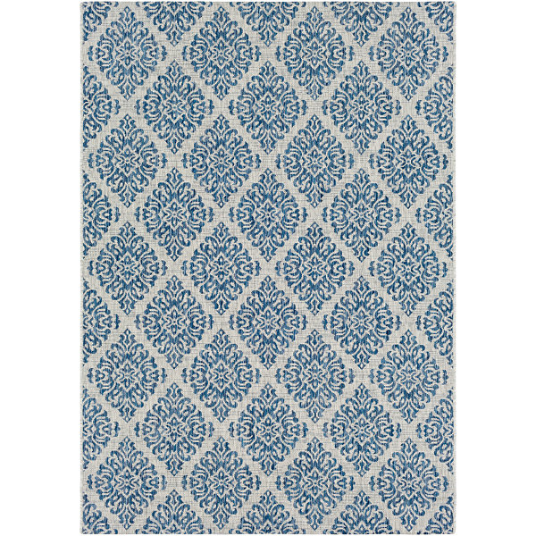 Fredrick Medallion Area Rug
