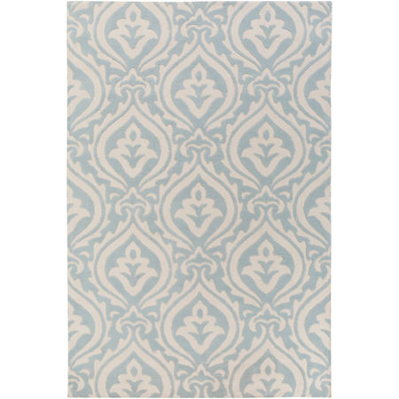 Decor 140 Stemmler Rectangular Rugs, One Size , Blue